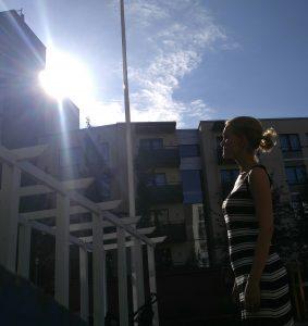 Aurinko paistaa aina, vaikkei se aina näy
